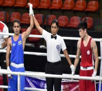 Amit Panghal wins gold in Asian Boxing Championship, third after 2018 Asian Games