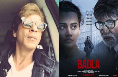 Shah Rukh Khan congratulates team for Badla's successful 50-day run