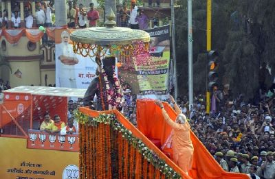 Dom Raja, Chowkidaar among proposers for PM Modi's nomination from Varanasi