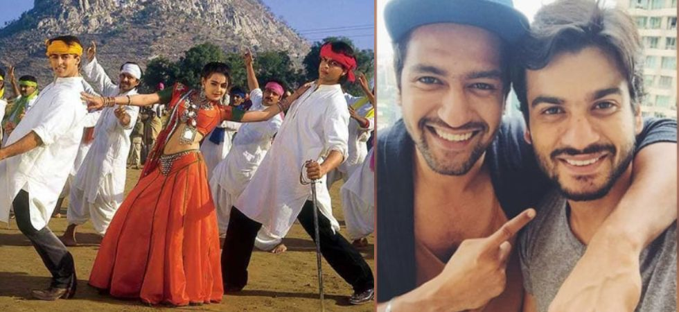 'Bhangra Paale' from Karan-Arjun to be re-mixed for Vicky Kaushal's brother's movie
