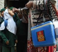 Security stepped up for polio vaccination teams in Balochistan