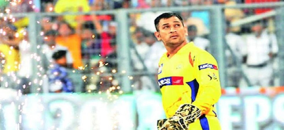 MS Dhoni was absent for the fifth time in his career for Chennai Super Kings in the IPL and this has impacted the three-time champions. (Image credit: Twitter)