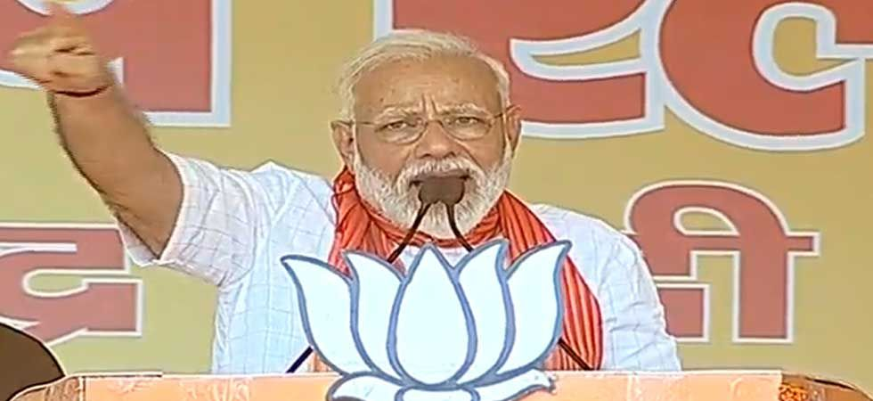Opposition alliance of 'opportunists' will fail in their mission: PM Modi