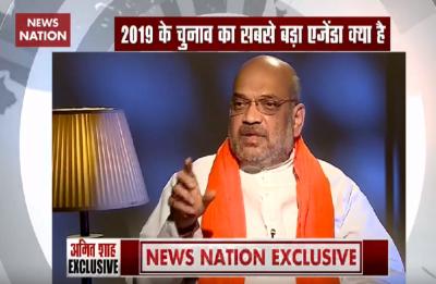 Amit Shah INTERVIEW: 'Rahul Gandhi, Digvijaya Singh should clear their stand on Ram Temple'