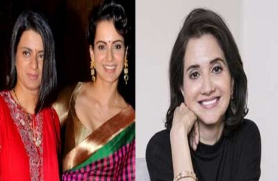 Kangana Ranaut's sister Rangoli takes a dig at film critic Anupama Chopra for THIS reason
