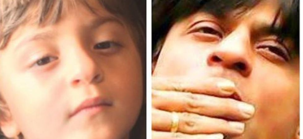 SRK has found his 'Mini Me' and the reason will make you go 'aww'