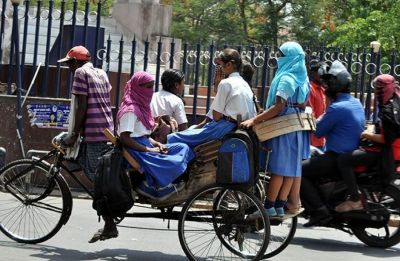 Lucknow DM asks all schools to extend timings from April 30 in view of rising temperature
