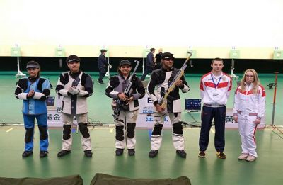 India end on top of medals tally in ISSF Shooting World Cup