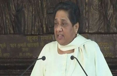Mayawati accuses centre of misusing CBI, says BJP giving political colour to sugar mill case