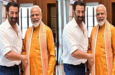 'Hindustan Zindabad Tha, Hai, Aur Rahega', tweets PM Modi after meeting Sunny Deol