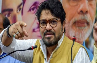 EC directs to file FIR against Babul Supriyo for trespassing into poll booth, threatening officer