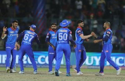 Delhi Capitals enter IPL playoffs after six years with win over Royal Challengers Bangalore