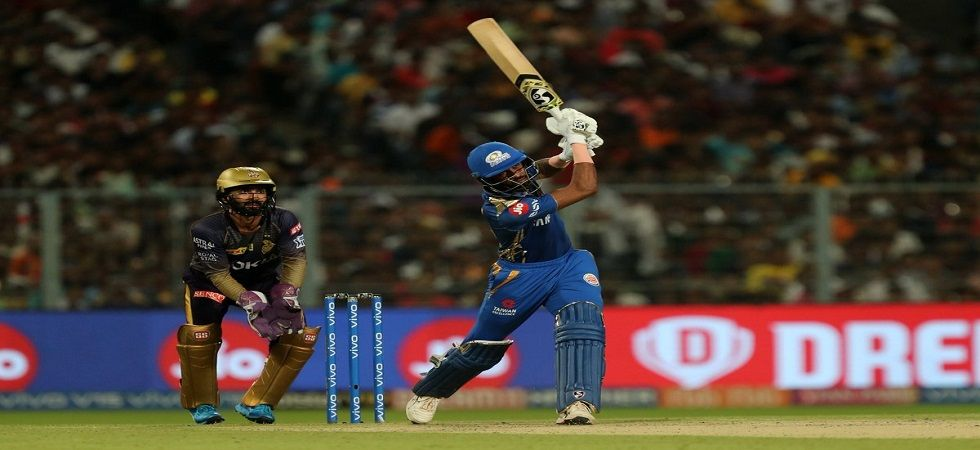 Mumbai Indians needs to win one out of their two games to qualify for playoffs (Image Credit: Twitter)