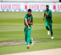 Bangladesh captain tells fans to ease World Cup 'hype'