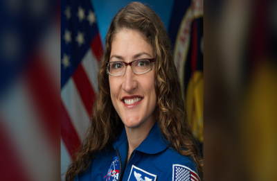 What will NASA's Christina Koch do for 11 months on ISS?
