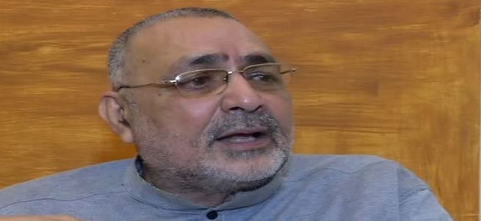 BJP leader Giriraj Singh had made the controversial remarks while addressing a rally in Begusarai. (Image Credit: ANI)