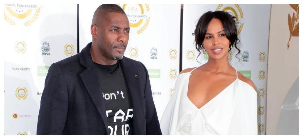 Idris Elba ties the knot with Sabrina Dhowre (Photo: Instagram)