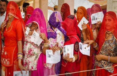 Amid EVM snags, Madhya Pradesh records 67% polling in 4th Phase of Lok Sabha polls