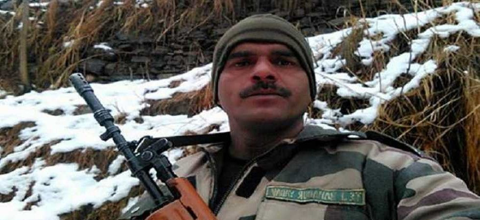Tej Bahadur Yadav was dismissed in 2017 after he posted a video online complaining about the food served to the troops. (File Photo)