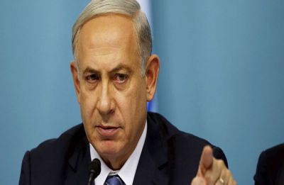 After election victory, Prime Minister Benjamin Netanyahu sworn into Israel's new parliament