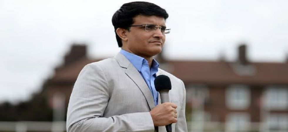 Vijay Shankar's bowling will be handy in English conditions: Ganguly (Image credit: Twitter)