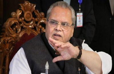 J-K Governor Satya Pal Malik's Twitter handle hacked, necessary corrections made: Raj Bhawan