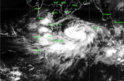 Cyclone 'Fani' intensifies, heavy rainfall expected, Indian Air Force, Navy on high alert