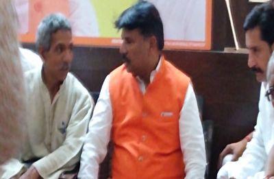 Former Congress MLA Bhisham Sharma joins BJP