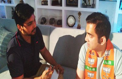 Exclusive: I have come with a clean heart, says Gautam Gambhir on joining politics