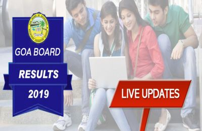 Goa Board HSSC Result 2019 ANNOUNCED, CHECK your scores here