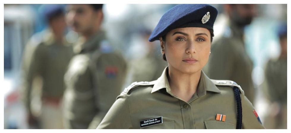 First look of Mardaani 2 out (Photo: Instagram)