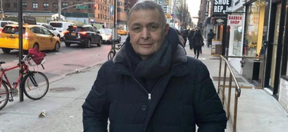 Rishi Kapoor is on the road to recovery (Photo: Twitter)