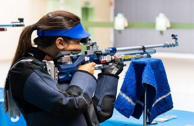 Apurvi Chandela claim world number one position in 10m air rifle