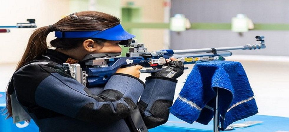 Apurvi Chandela claim world number one position in 10m air rifle (Image Credit: Twitter)
