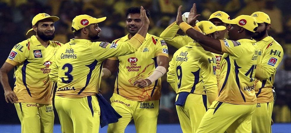 MS Dhoni-led Chennai Super Kings hosts Delhi Capitals at Chepauk (Image Credit: Twitter)
