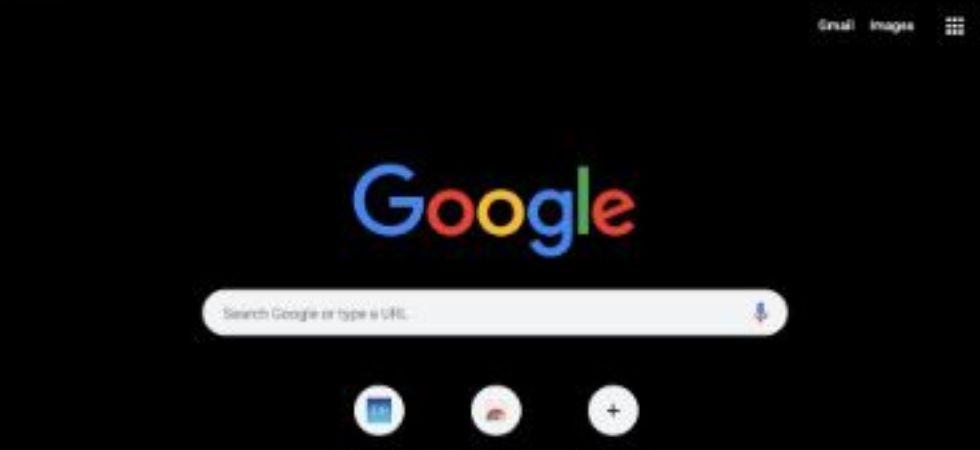 Google dark mode (File photo)