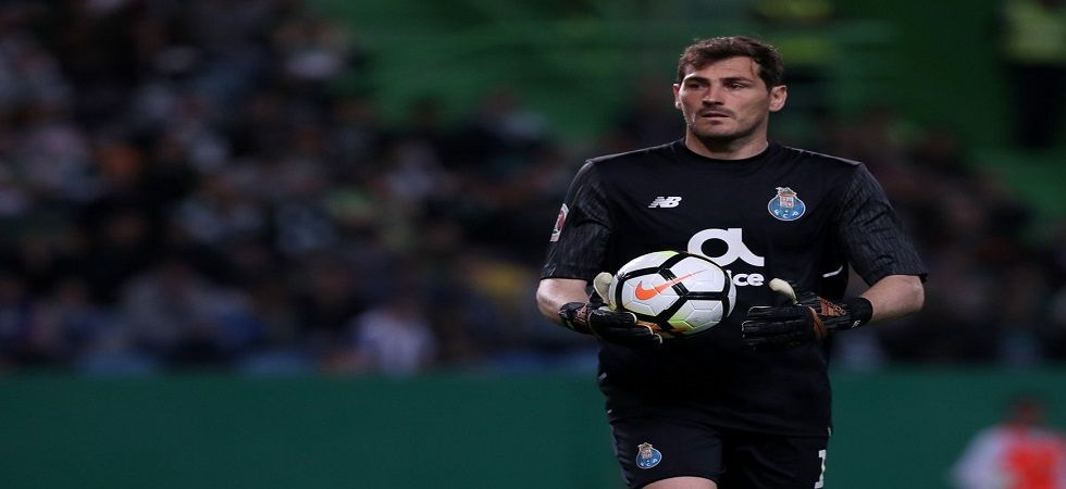 Iker Casillas rushed to hospital after suffering heart attack (Image Credit: Twitter)