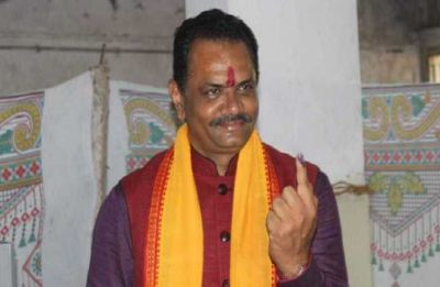 BJP Gujarat chief Jitu Vaghani banned from campaigning for 72 hours