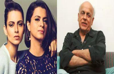 Mahesh Bhatt opens up on Rangoli Chandel's allegations of ill-treating Kangana Ranaut