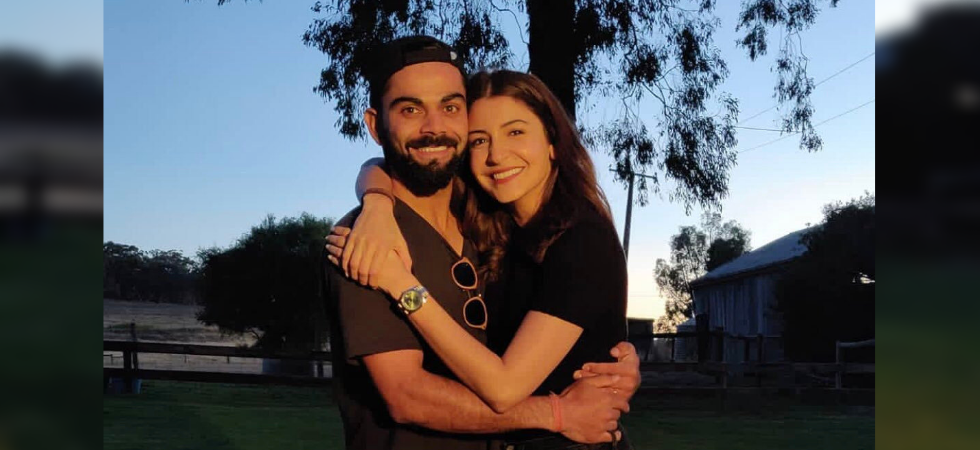 Virat Kohli has planned a special dinner for his wife Anushka Sharma (Image credit: Twitter)