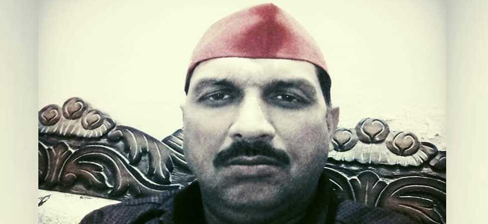 Samajwadi Party leader Rakesh Yadav (ANI Photo)