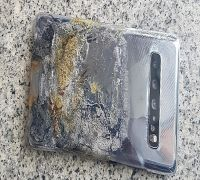 Samsung defends Galaxy S10 5G model, claims damage caused by 'external impact'