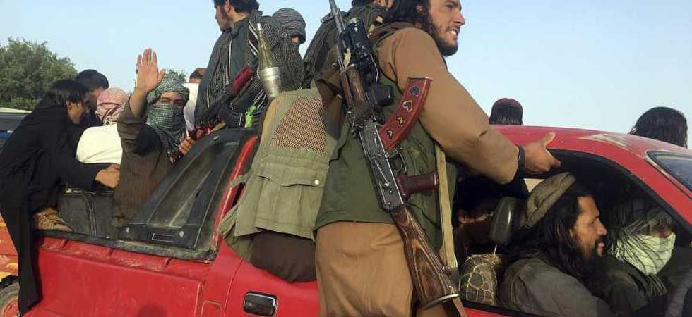 Image of Taliban fighters used for representational purpose (File Photo/PTI)