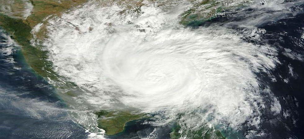 Cyclone Fani it will cross the Odisha coast between Gopalpur and Chandbali by Friday afternoon. (File photo)