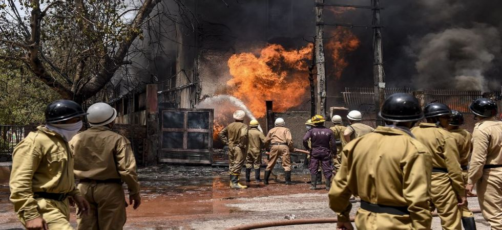 Lucknow house fire (Representational Image)