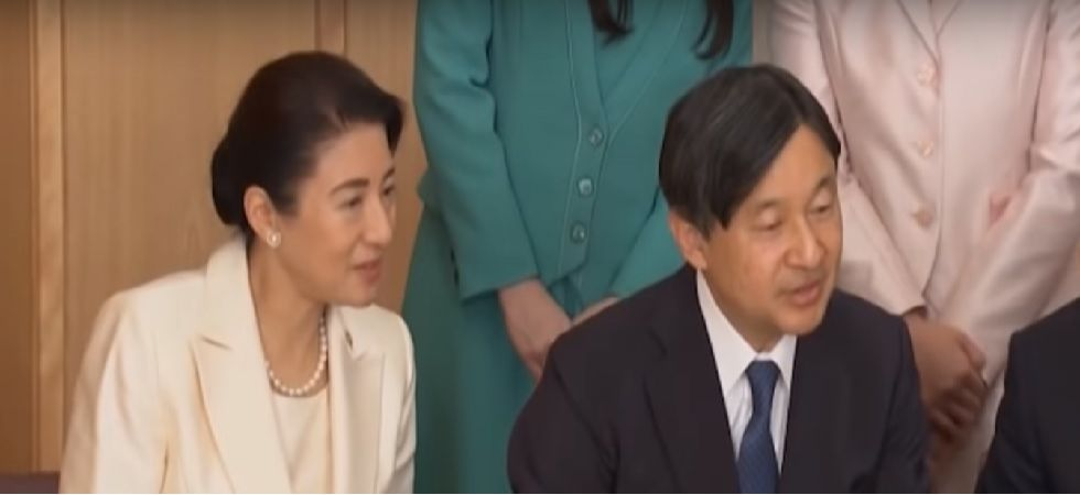Emperor Naruhito is expected to follow his father's modern style but faces a delicate balancing act in also upholding the ancient traditions of the Chrysanthemum Throne. (Photo: Youtube screengrab)