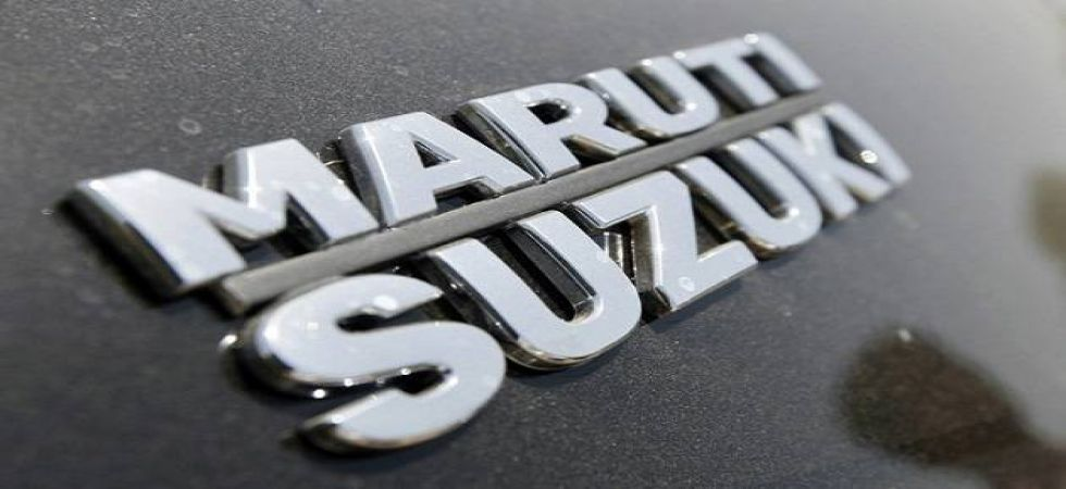 Maruti reports 17 per cent dip in April sales at 1,43,245 units (file photo)