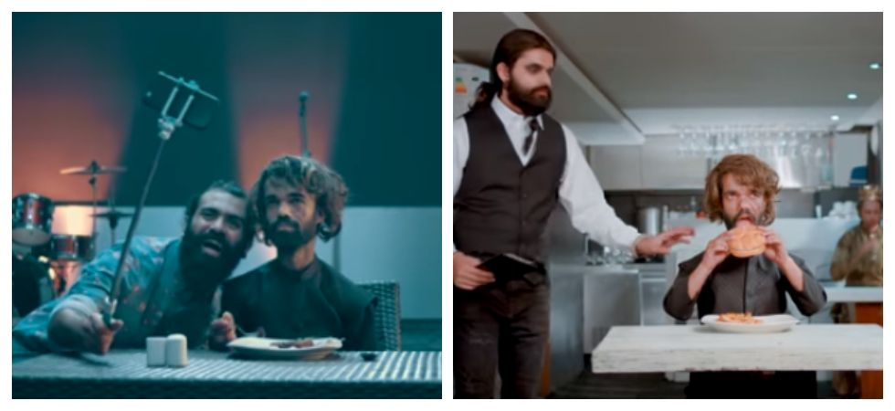 Pakistani Tyrion Lannister bags first TV commercial (Photo: Youtube)