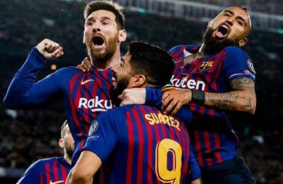 Lionel Messi brilliance sinks Liverpool in UEFA Champions League semifinal