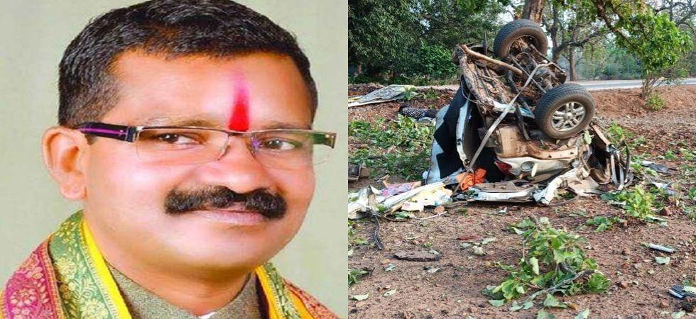 BJP MLA Bhima Mandvi's killing (File Photo)